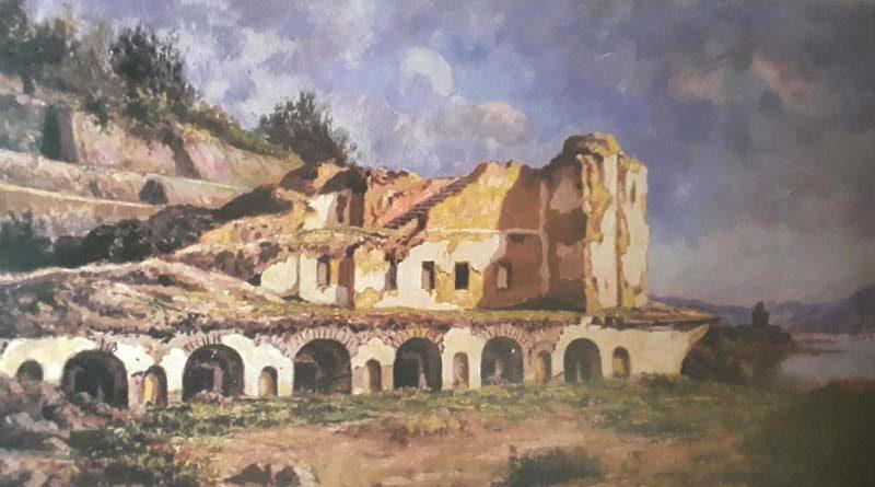 Storia di Torre del Greco - Le terme romane in contrada Sola